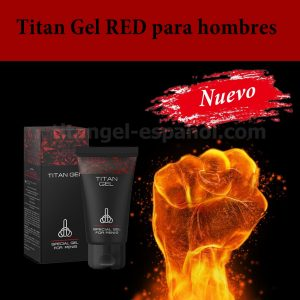 como usar titan gel red